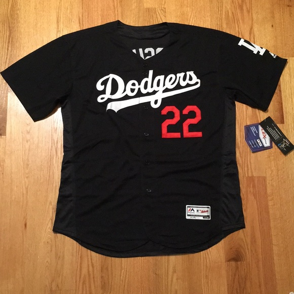 great fit 7593f 99377 Los Angeles Dodgers #22 Kershaw Jersey NWT